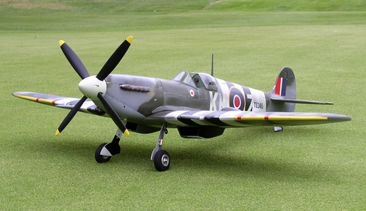 Supermarine Spitfire MkIX - The History