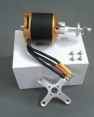 Brushless Electric Motor for the Warbirds Spitfire