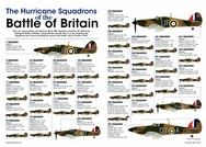 Hurricane Build Battle of Britain Decals