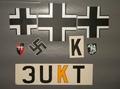 3UKT Decal Set