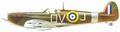 Battle Of Britain Decal set, 1/8th [approx 1450mm Wingspan]