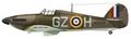 32 Squadron Battle of Britain Hurricane