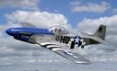 Mustang P51D - Cadillac of the Skies