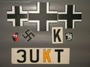 3UKT Decal Set