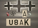 U8AK Decal Set