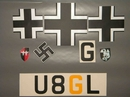 U8GL Decal Set